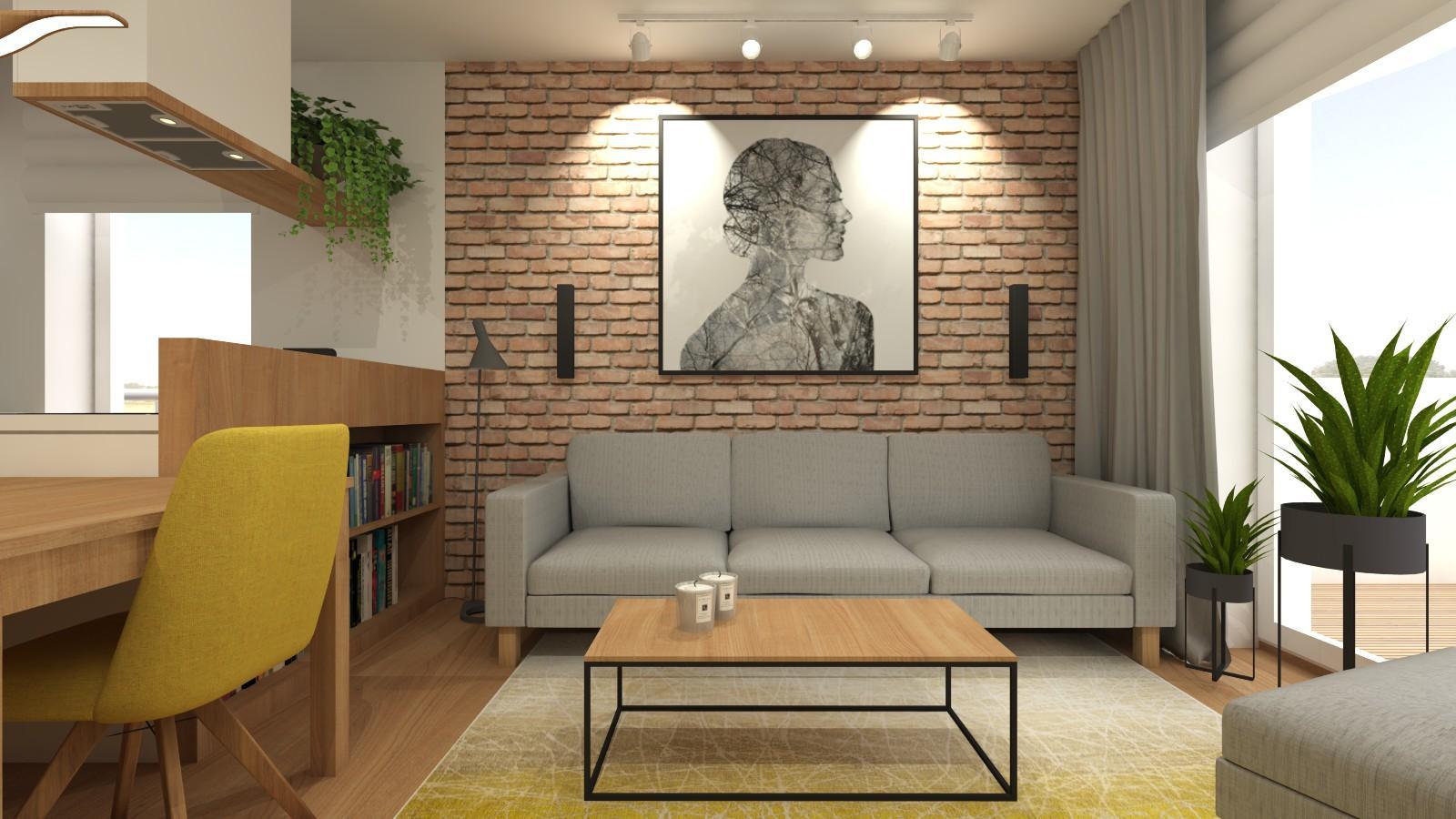 duzy-obraz-grafika-nad-szara-kanapa-styl-loftowy