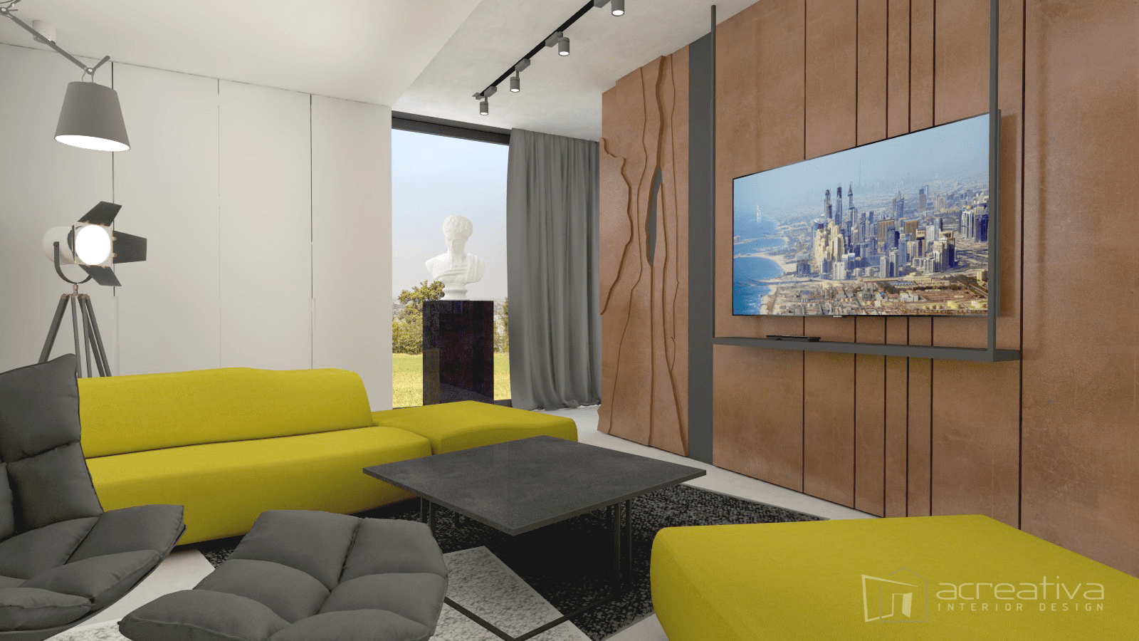 salon_nowoczesny_industrialny_projekt_wnetrz_architekt_online_acreativa.pl_torun_5